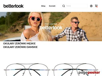 Betterlook - okulary przeciwsłoneczne i zerówki