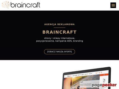 Agencja Reklamowa BRCR Zabrze strony www