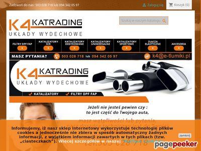Katalizator spalin - e-tlumiki.pl