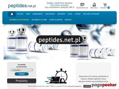 peptydy.net.pl- tanie oryginalne peptydy
