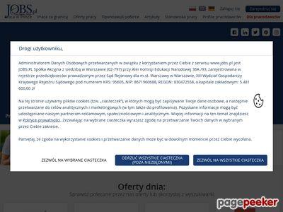 Atrakcyjne oferty pracy w Polsce