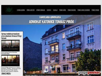 Kancelaria adwokacka Adwokat Tomasz Piróg