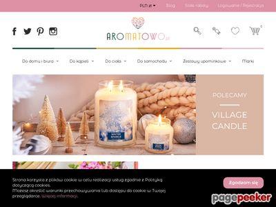 Aromatowo.pl - niech w Twoim domu zapachnie