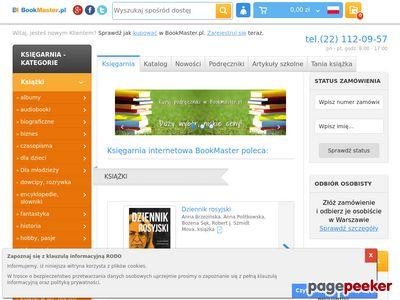 BookMaster.com.pl Księgarnia online