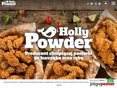 Panierka do mięsa - hollypowder.pl