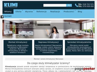 Klimatyzacja Warszawa | Klimatyzatory Warszawa