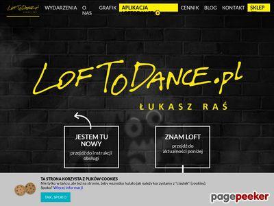 Szkoła Tańca Salsa Loftodance