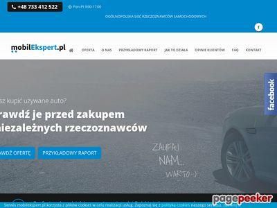 Raport samochodowy - sprawdzanie używanego samochodu