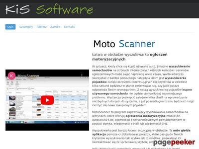 KiS Software ogłoszenia motoryzacyjne