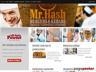 Mięso do kebaba - mrhash.pl