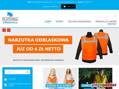 PlatformaOdblaskowa.pl tanie odblaski.