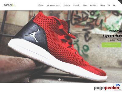 Szewc Sneakersspa