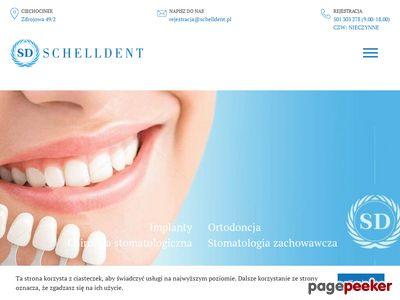 Dentysta Bydgoszcz - Schelldent