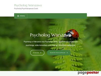 Dobry Psycholog Warszawa. Terapia uzależnień.