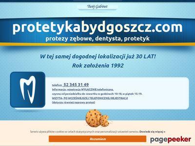 Protetyka, Protetyk, Protezy Bydgoszcz