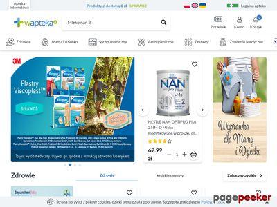 Apteka internetowa - Wapteka