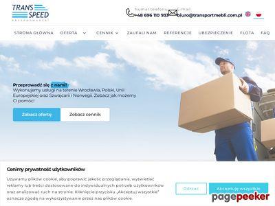 Przeprowadzki międzynarodowe - transportmebli.com