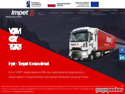 IMPET - transport i spedycja Bułgaria