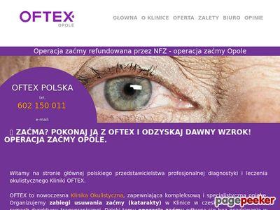 Zaćma - wygraj z chorobą oczu
