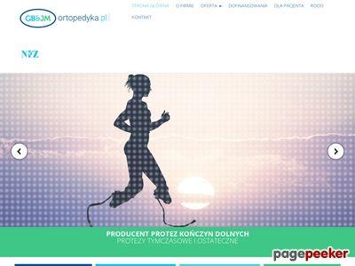 Protezy tymczasowe - Ortopedyka.pl