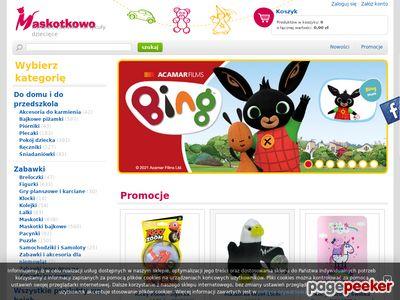Maskotkowo - zabawki dla dzieci