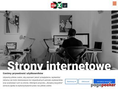 www.cdx.pl tworzenie stron www