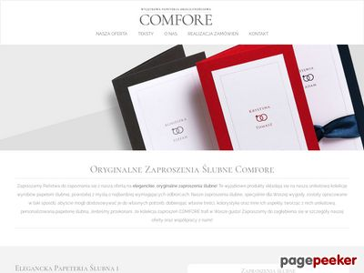 www.Comfore.pl