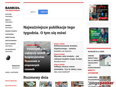 Banki24 Blog o finansach
