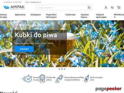 Pojemniki na jedzenie - ampak.pl