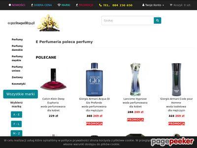 Roxi oryginalny perfum w perfumerii internetowej